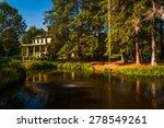 Pond And Glen Iris Inn  At...