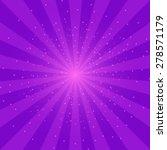 rays background. vector... | Shutterstock .eps vector #278571179
