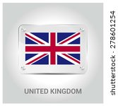 Vector United Kingdom British...