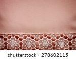 Fabric Silk Pink Beige Pale...