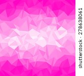 abstract background with pink... | Shutterstock .eps vector #278638061