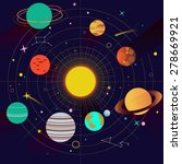 Abstract Universe Wallpaper In...