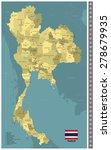 thailand | Shutterstock .eps vector #278679935