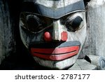 first nations native totem pole ... | Shutterstock . vector #2787177
