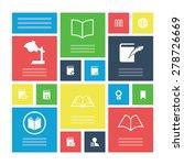 books icons universal set for...   Shutterstock .eps vector #278726669