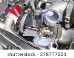 car turbo charger | Shutterstock . vector #278777321