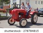 Oberdigisheim  Germany   July...