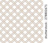 screen print vector texture.... | Shutterstock .eps vector #278802671