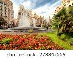 Fountain In Main Square ...
