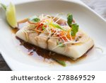 White Fish Fillet Asian Styled