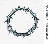 Crown Of Thorns Jesus Christ....