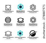 science  6  | Shutterstock .eps vector #278887571