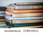 Folded Fabrics For Interior...