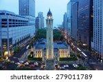 chicago  il  1 march 2015  the... | Shutterstock . vector #279011789
