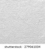 white linen texture for the... | Shutterstock . vector #279061034