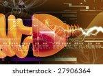 digital illustration of a cfl...   Shutterstock . vector #27906364