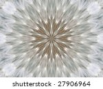 a kaleidoscope  background tile ... | Shutterstock . vector #27906964