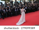 li bingbing attends the 'carol' ... | Shutterstock . vector #279099389