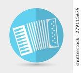 accordion icon   Shutterstock . vector #279115679