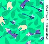 illustration of healthy teeth... | Shutterstock .eps vector #279135929