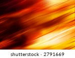 orange and yellow abstract... | Shutterstock . vector #2791669