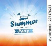 summer background | Shutterstock .eps vector #279176255