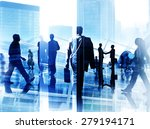 business people corporate... | Shutterstock . vector #279194171