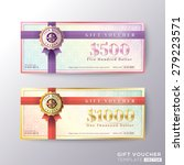 Gift Certificate Voucher Coupo...
