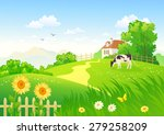 vector illustration of a... | Shutterstock .eps vector #279258209