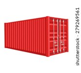 container | Shutterstock .eps vector #279269561