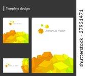 vector template design   Shutterstock .eps vector #27931471
