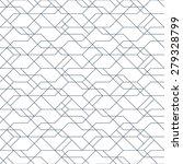 monochrome seamless pattern.... | Shutterstock .eps vector #279328799