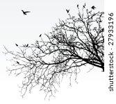 vector branches | Shutterstock .eps vector #27933196