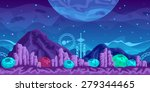 fantasy  seamless background...