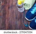 Sport Equipment. Sneakers ...