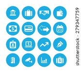 bank icons universal set for...   Shutterstock . vector #279347759