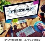 feedback evaluation reflection...   Shutterstock . vector #279364589
