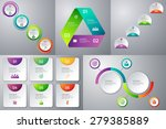 vector illustration of a set of ... | Shutterstock .eps vector #279385889