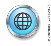 earth button | Shutterstock .eps vector #279414677