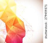 illustration of orange...   Shutterstock . vector #279459371