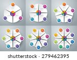 infographic design template can ... | Shutterstock .eps vector #279462395