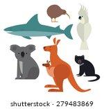 Fauna Of Australia And New...