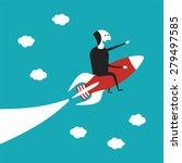 business startup bitmap concept ... | Shutterstock . vector #279497585