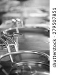 details of sink with cookware... | Shutterstock . vector #279507851