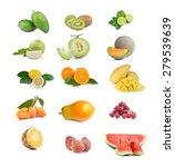 fruit for healthy eating   Shutterstock . vector #279539639