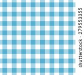 Plaid Kitchen Vector Seamless...