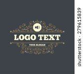 speaker volume sign icon. sound ... | Shutterstock .eps vector #279615839