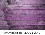 Old Dirty Wooden Wall  Purple...