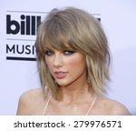 Taylor Swift At The 2015...