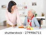care worker | Shutterstock . vector #279986711
